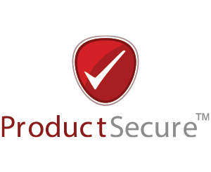 product secure logo