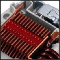 Polycab MCB 13 plates arc chamber